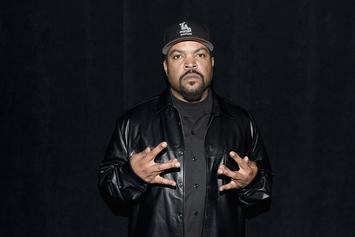 """Ice Cube Reveals The Cover Art For """"Everythang's Corrupt"""" Album"""