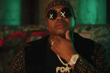 """E-40 Reps His City In """"These Days"""" Music Video With Yhung T.O."""