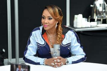 """Vivica A. Fox Says She's """"Fortunate"""" To Not Be A Victim Of #MeToo Movement"""
