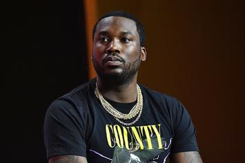 Meek Mill To Receive Billboard's R&B/Hip-Hop Power Players Impact Award