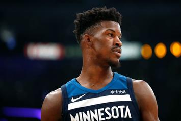 Jimmy Butler Uninterested In Practicing Or Playing With Timberwolves: Report