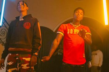 "Trill Sammy Drops Off New Video For ""3AM"" With NBA Youngboy & Cashmere Cat"