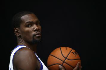 "Kevin Durant Is Living For New Young Thug: ""Ridiculously Good At Your Craft"""