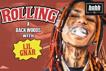 "Lil Gnar Rolls A ""Lazy Blunt"" On ""How To Roll"" & Explains His Hatred For Wax"