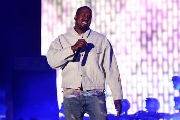 """Kanye West Previews Official Music From """"Yandhi"""""""