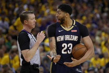 "Lakers & Celtics Are ""Odds-On Favorites"" To Land Anthony Davis in 2019"