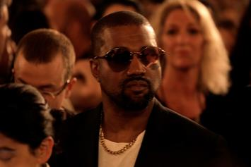 "Kanye West Announces Name Change Ahead of ""SNL"" Performance"