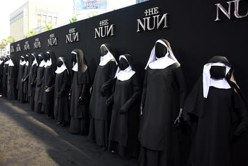 """The Nun"" Is The Highest-Grossing Film In ""The Conjuring"" Universe"
