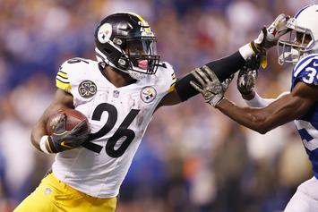 Steelers Are Actively Shopping Le'Veon Bell For A Trade: Report