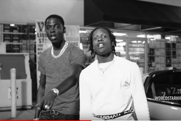 """Lil Durk Drops Off Black & White Visual For """"Downfall"""" With Lil Baby & Young Dolph"""