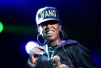 "Missy Elliot Is Ready To ""Get Y'all Asses Dancing Again"""