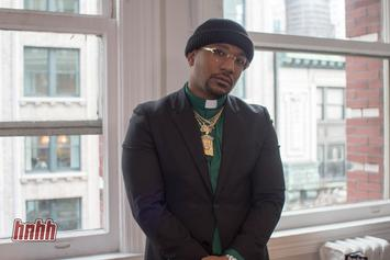 "CyHi The Prynce Threatens To End Joe Budden's ""Rap & Podcast Career"" In Battle"