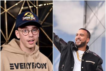 Logic And French Montana Will Perform In Vegas During Fight Weekend
