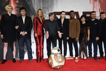 "New Study Finds Half Of ""The Last Jedi"" Online Critics Were Russian Trolls"