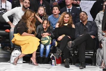Jay-Z's Daughter Blue Ivy Pushed Her Grandmother To Remarry