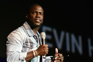"Kevin Hart Joins Bryan Cranston In The Buddy-Comedy ""The Upside"""