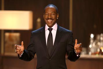 Eddie Murphy Serves Baby Mother With Prenup Ahead Of Wedding Plans: Report