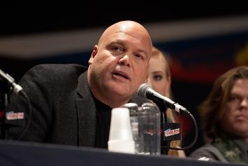 """Daredevil"" Star Vincent D'Onofrio Hints At Playing Kingpin In A ""Spider-Man"" Film"
