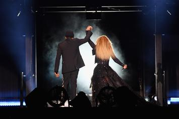 """Jay-Z & Beyonce's """"On The Run II"""" Tour Brought All The Celebrities Out"""