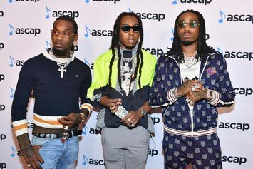Migos Bring Tyga Out During Las Vegas Show On Joint Drake Tour