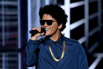 "Bruno Mars ""Hires"" Ed Sheeran To Serenade Him On His Birthday"