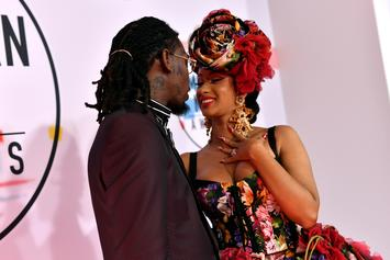 """Cardi B Dubs Her & Offset The Real """"Winners"""" Of Last Night's AMAs"""