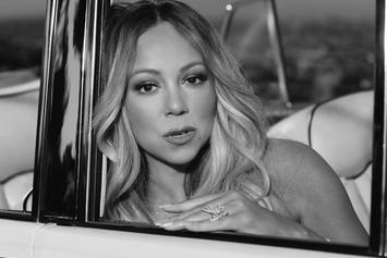 """Mariah Carey Drops Off Black & White Visual For """"With You"""""""