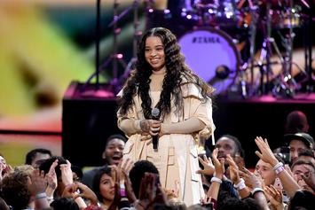"""Ella Mai Performs Her Billboard Topping Track """"Trip"""" On """"The Tonight Show"""""""