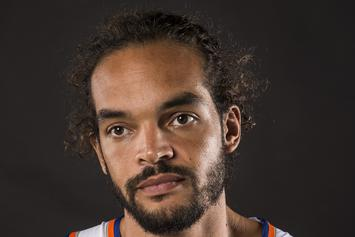 Joakim Noah Waived By New York Knicks In Order To Clear Cap Space