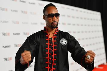 RZA Reportedly Pops Off On Hospital Staff Treating His Son: Cops Were Called