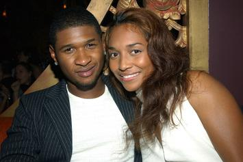 Chili Shares Throwback Picture Of Herself & Usher To Celebrate His 40th Birthday