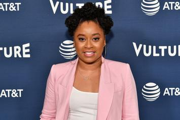 """Comedian Phoebe Robinson Says Lack Of Diversity In Comedy Is Due To """"Laziness"""""""