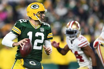 Aaron Rodgers Leads Packers To Come From Behind Victory On MNF; Twitter Reacts