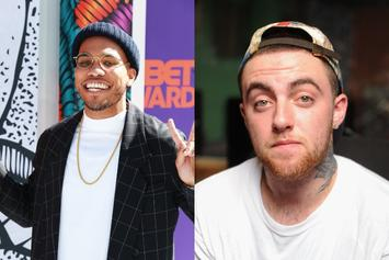 Anderson .Paak Delivers Heartfelt Mac Miller Tribute At BET Hip-Hop Awards
