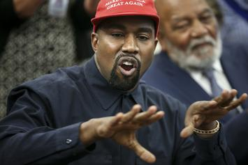 Kanye West Switches Adidas For Under Armour, Supports Trump In The Process