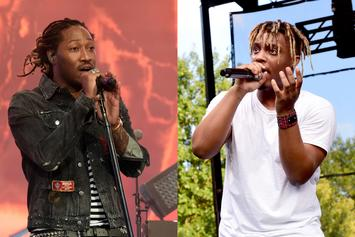 "Stream Future & Juice WRLD's ""WRLD On Drugs"" Project"