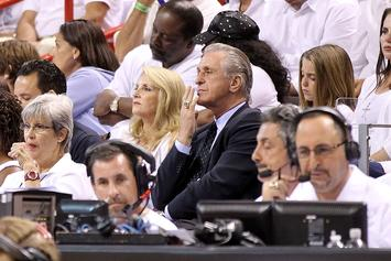"""Pat Riley """"Pulling The Plug"""" On Jimmy Butler Trade Talks: Report"""