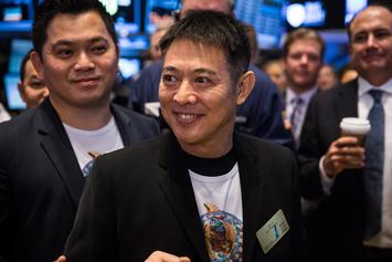 """Jet Li Rejected """"Matrix"""" Role Because He Didn't Want Computer Copying His Moves"""