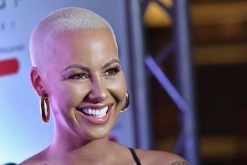 Amber Rose's New Man Alexander Edwards Throws Her A Surprise Birthday Party
