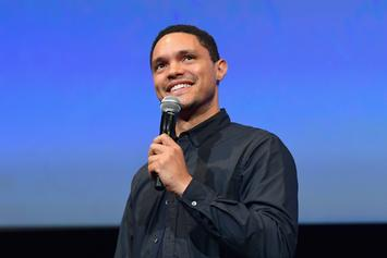 "Trevor Noah Announces Second Netflix Special, ""Son Of Patricia"""