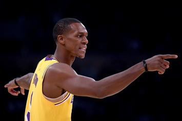 "Rajon Rondo: Chris Paul Isn't A Good Guy, ""He's A Horrible Teammate"""
