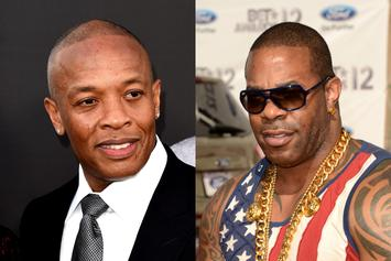 """Dr. Dre Caused Busta Rhymes Album Delay: """"Welcome To Aftermath, N*gga"""""""
