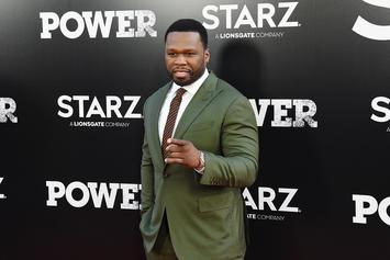 "50 Cent Hints That Next Season Of ""Power"" Could Be The Last"