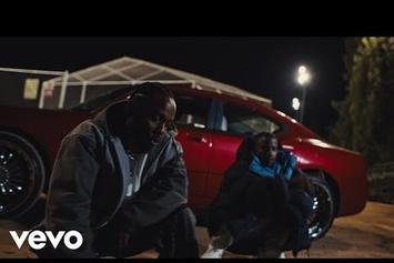 "Jay Rock & Kendrick Lamar Link Up On Their Old Block In ""Wow Freestyle"" Music Video"