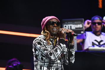 "Lil Wayne Songs From ""Velvet"" Sessions Leak Online"