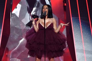 """Cardi B Claps Back At A Hater Over """"Money"""" Criticism, Attacks Her Looks"""