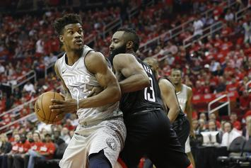 Houston Rockets Offer Four 1st Round Picks For Jimmy Butler: Report