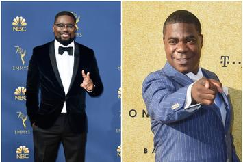 "Lil Rel On Tracy Morgan's Tiffany Haddish Remarks: ""Disgusting"""