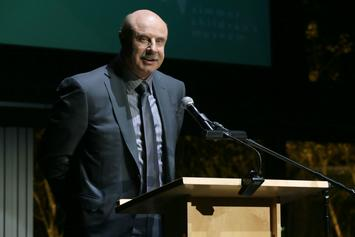 """Dr. Phil On Kanye West's Mental Health: """"Seems To Me To Be Highly Functional"""""""
