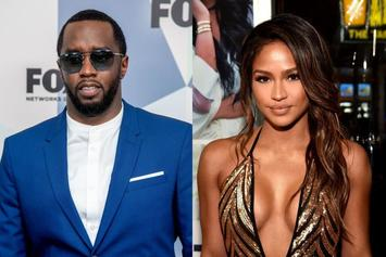 "Diddy Dedicates Love Song To Cassie: ""Please Tell Her To Listen"" 100 Times"